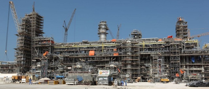Qatargas awards SNC contract to reuse industrial wastewater