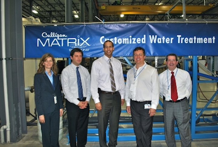 Representatives From Federal State And Local Government Joined Culligan Coo Allan Connolly Second From Right In Opening Ceremonies Resized 2
