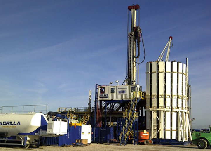 Shale Gas Water