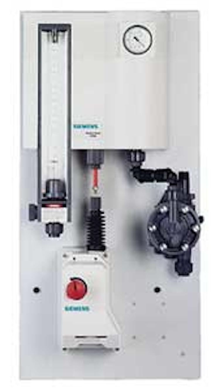 Siemens Chlorinator 1305ww