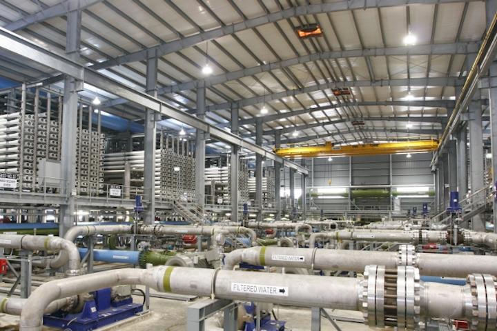 Singapore Desalination Web