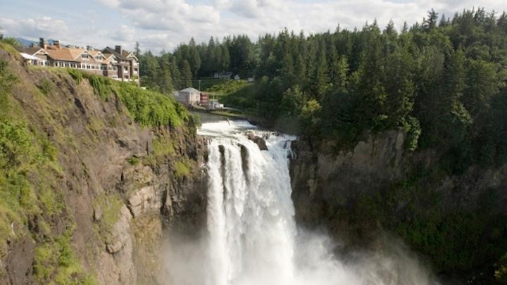 Snoqualime Falls