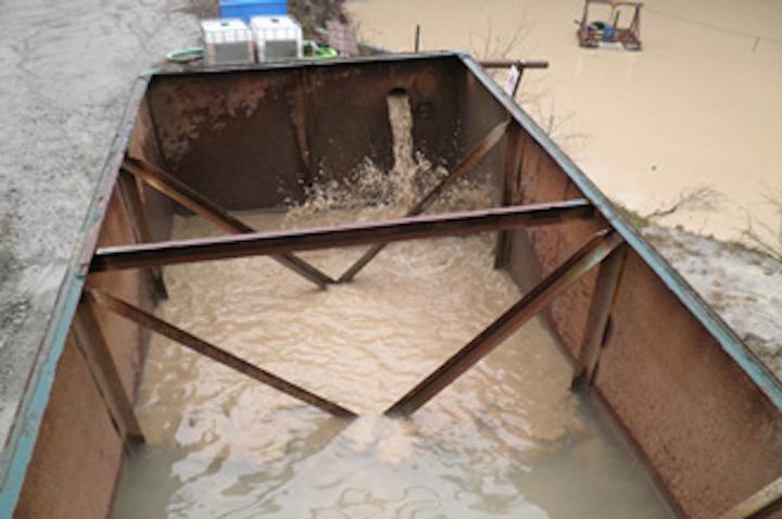 Stormtec Turbid Water