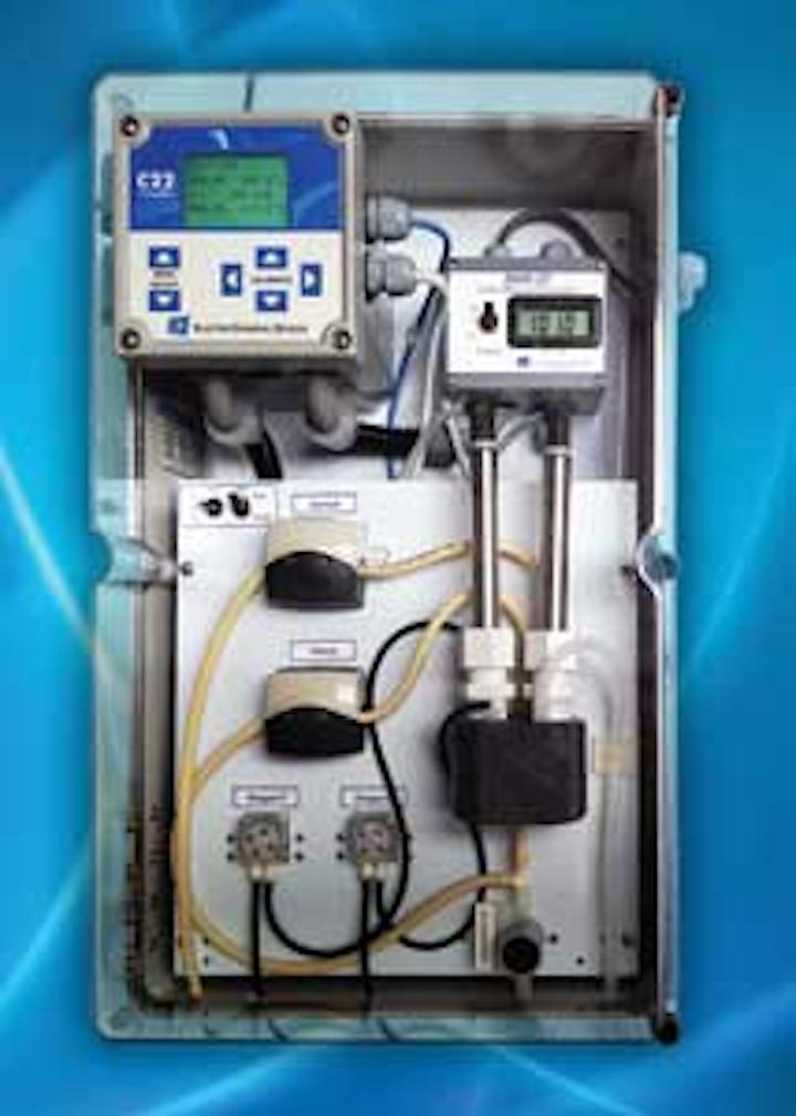 Sulfide Analyzer 1401ww