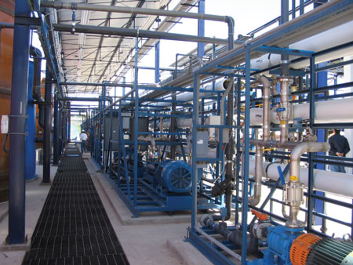Surface 2 Ro Systems For Water Recovery Recycle At 225 Gpm