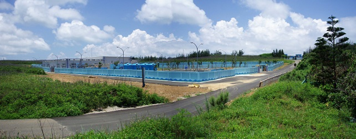 Taiwan Desalination