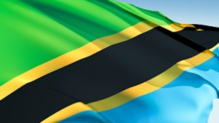 Tanzania Flag4
