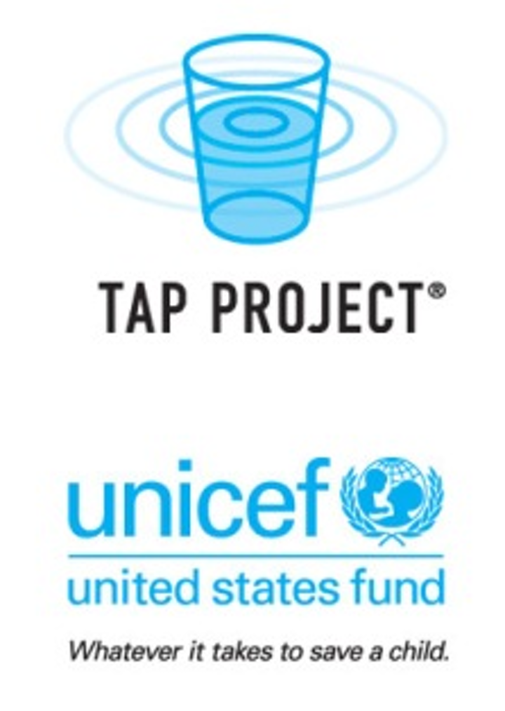 Tap Project Unicef Logo
