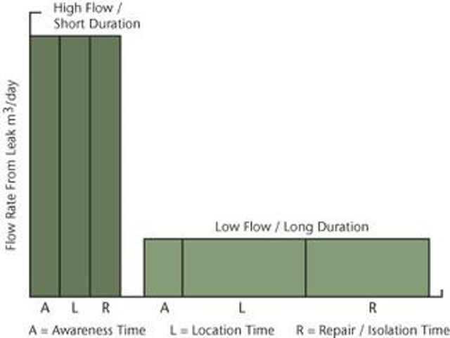 Understanding and managing losses in water distribution