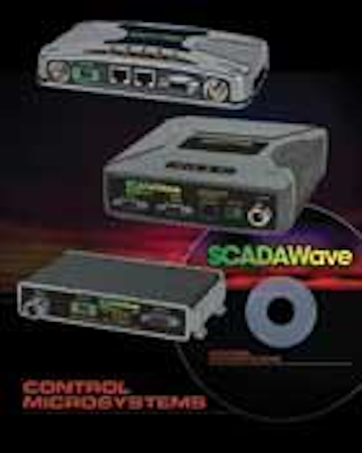 Products & Services: SCADA & process control | WaterWorld