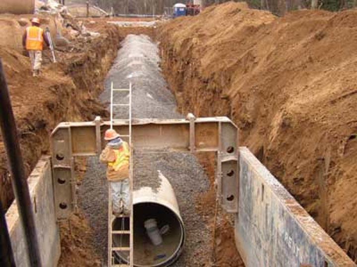 Diverting Flow: Bypass Pumps Employed in SC Gravity Sewer