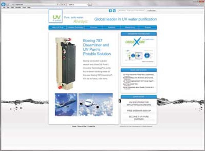 Uv Pure Web 1212ww