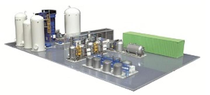 Veolia Masdar Desalination