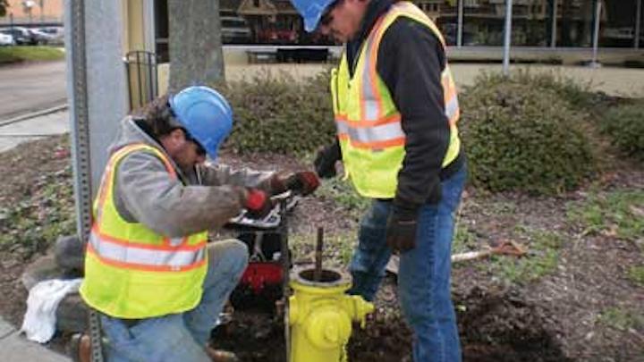Wachs Hydrant Repair 1306ww