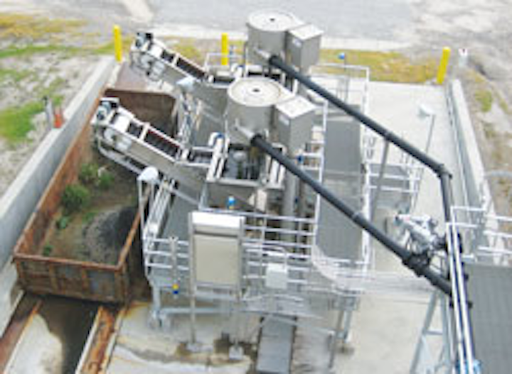 Weftec Hydro Intl Messerly Spirasnail Gritking