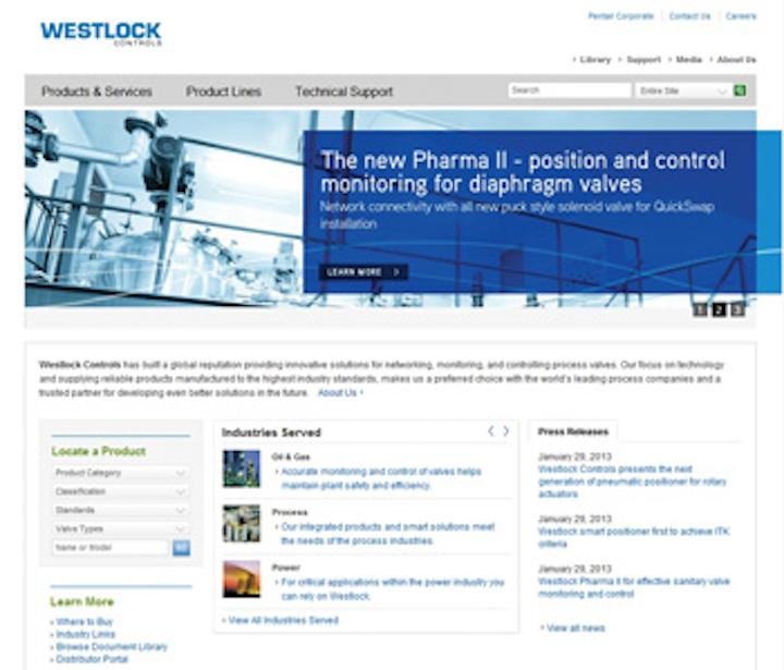 Westlock Homepage