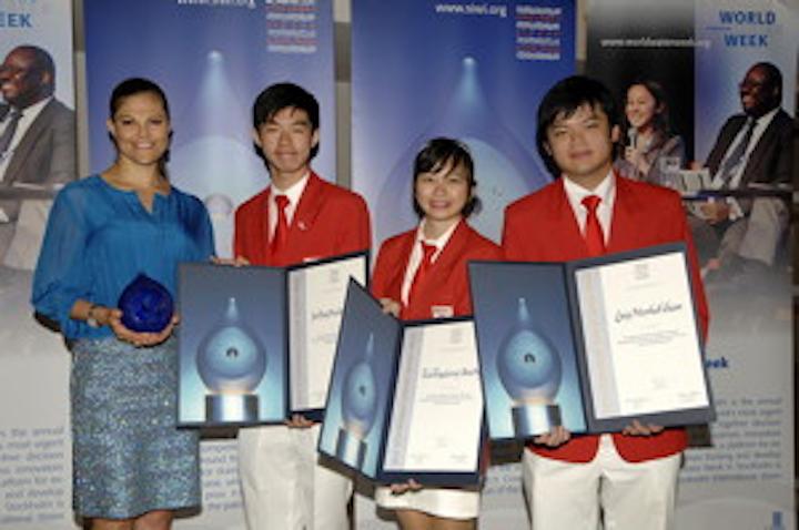 Ww 0829 Stockholm Junior Water Prize 2012 Winners Sm