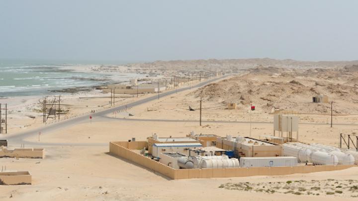 Ww Modern Water Al Khaluf Sea
