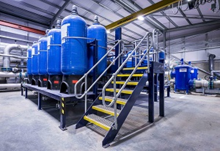 Yorkshire Water S Tophill Plant Uses A State Of The Art Nitrate Removal Solution From Acwa Services1