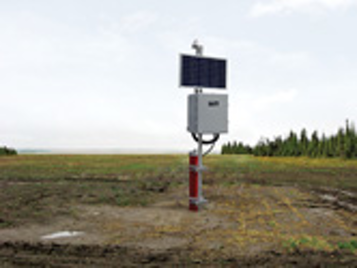 Bentek Scadalink Sat100 Groundwater Level