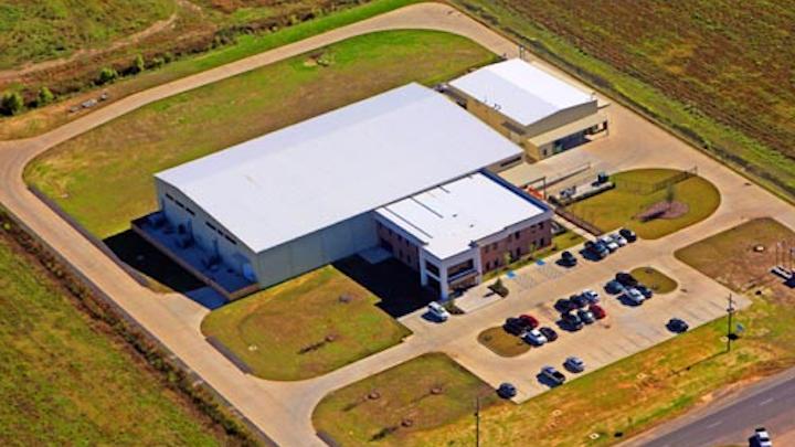 CORTEC's new Port Allen Louisiana facility. Courtesy: CORTEC