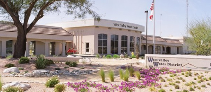 The West Valley Water District.