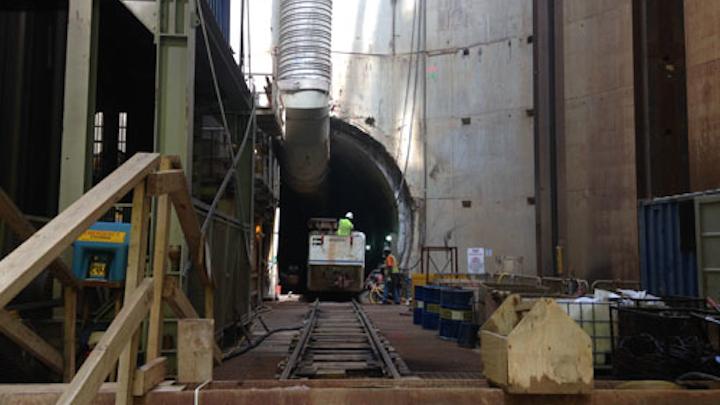 Tsurumi pumps provide critical support for D.C. Clean Rivers Project. Courtesy: Tsurumi.