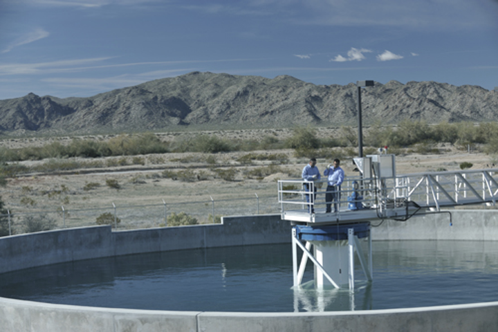 EPCOR's wholesale water business expands into the US market. Photo: EPCOR Water.