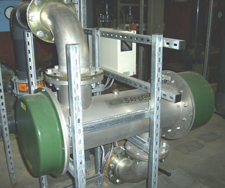 Second Generation Uv Disinfection Solves Fouling Problems Waterworld