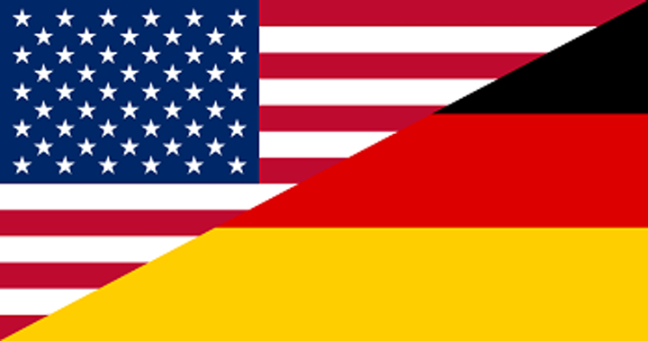 Content Dam Ww Online Articles 2016 09 Flag Of The United States And Germany