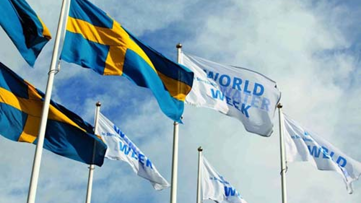 World Water Week drew to a close on Friday in Stockholm. Photo: Wikimedia Commons.