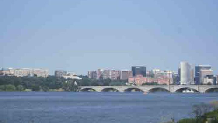 The Potomac River. Courtesy: Wikimedia commons.