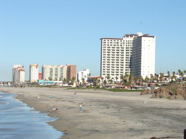 Rosarito Beach, Mexico. Courtesy: Wikimedia Commons.
