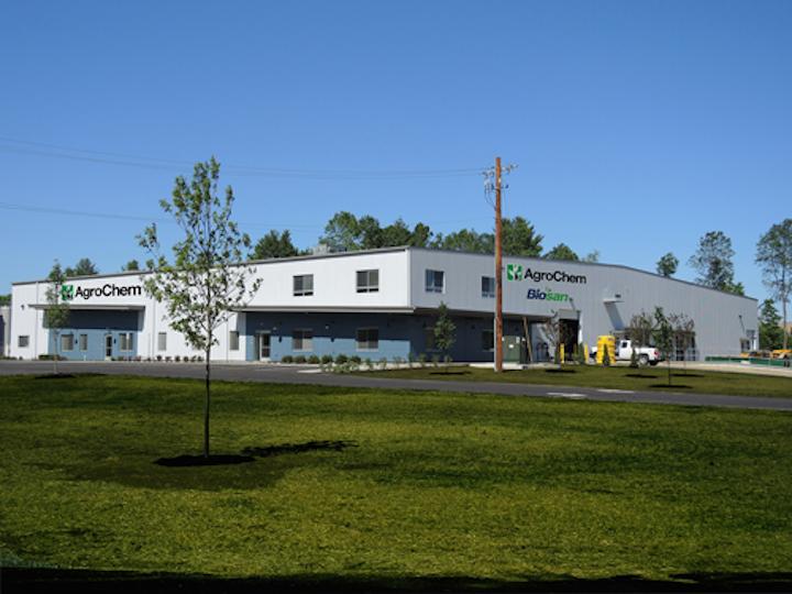 Biosan, LLC has relocated to a new production center. Photo: Biosan LLC.