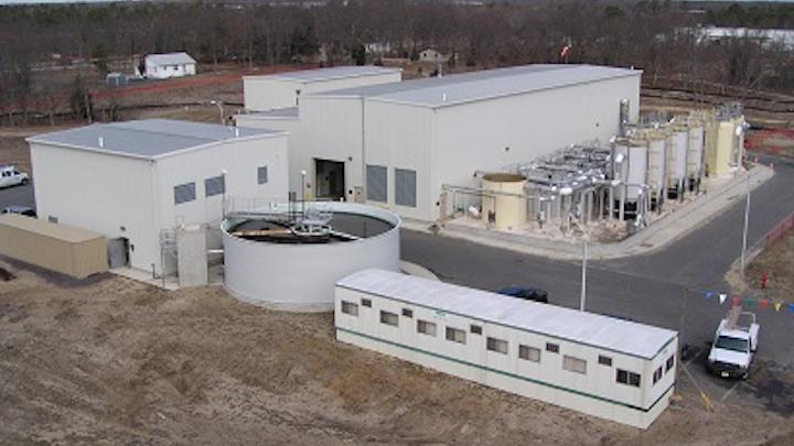 The Vineland Chemical Company Superfund site in Vineland, N.J.