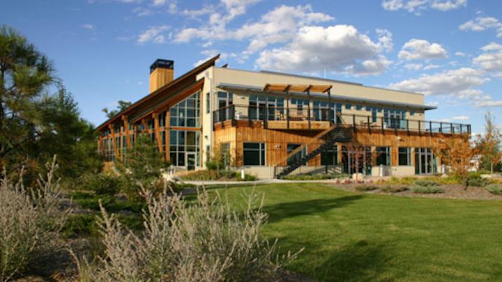 In-Situ headquarters in Fort Collins, Colorado.Photo: In-Situ.