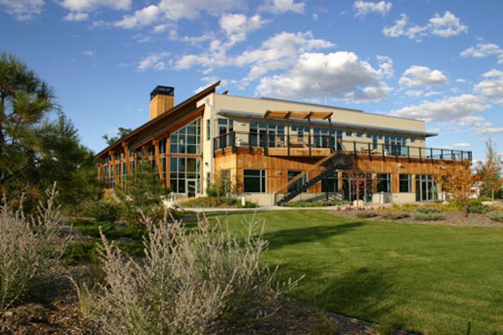 In-Situ headquarters in Fort Collins, Colorado. Photo: In-Situ.