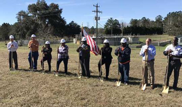 The City of Springfield recently held a groundbreaking ceremony to celebrate the project.