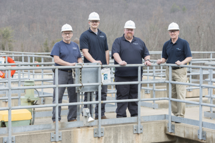 Content Dam Ww Online Articles 2017 03 Pa Roaring Creek Plant Team Epa Partnership For Safe Water Tag Rjp4004 02 22 2017