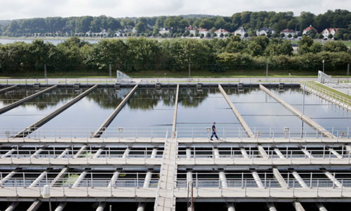 Self Sufficient Wastewater Treatment - Sharing Denmark's