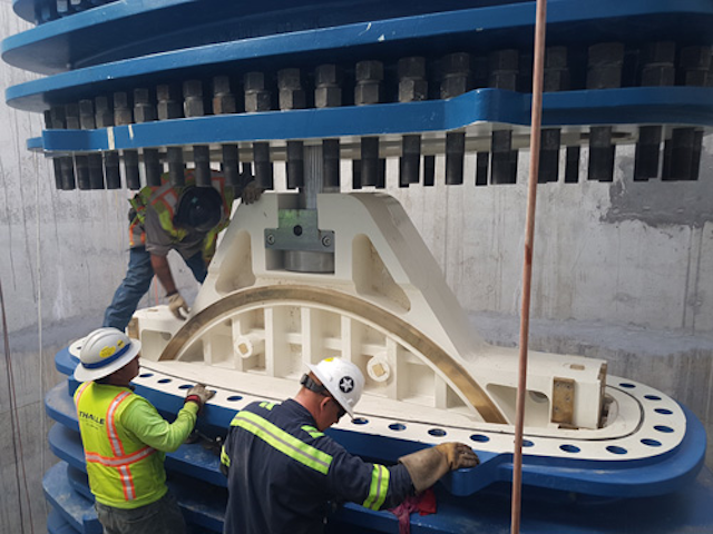 World's largest gate valve installed in Texas | WaterWorld