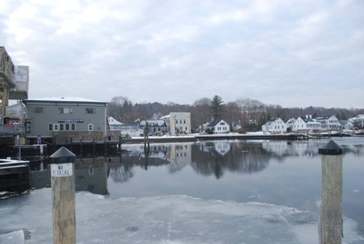 The Mystic River. Photo: Wikimedia Commons.