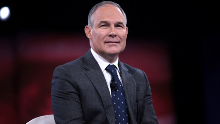 Administrator Scott Pruitt says EPA is restoring states' important role in the regulation of water.
