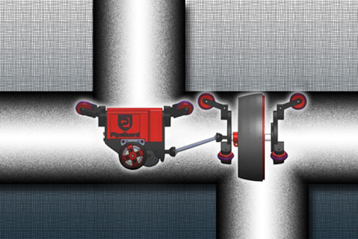 Image: Christine Daniloff/MIT (rendering of robotic device courtesy of the researchers.)