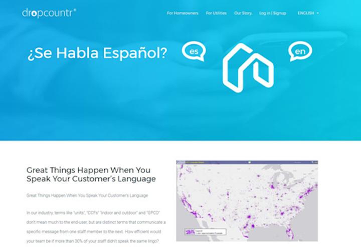 Customer portal improves utility - customer relations