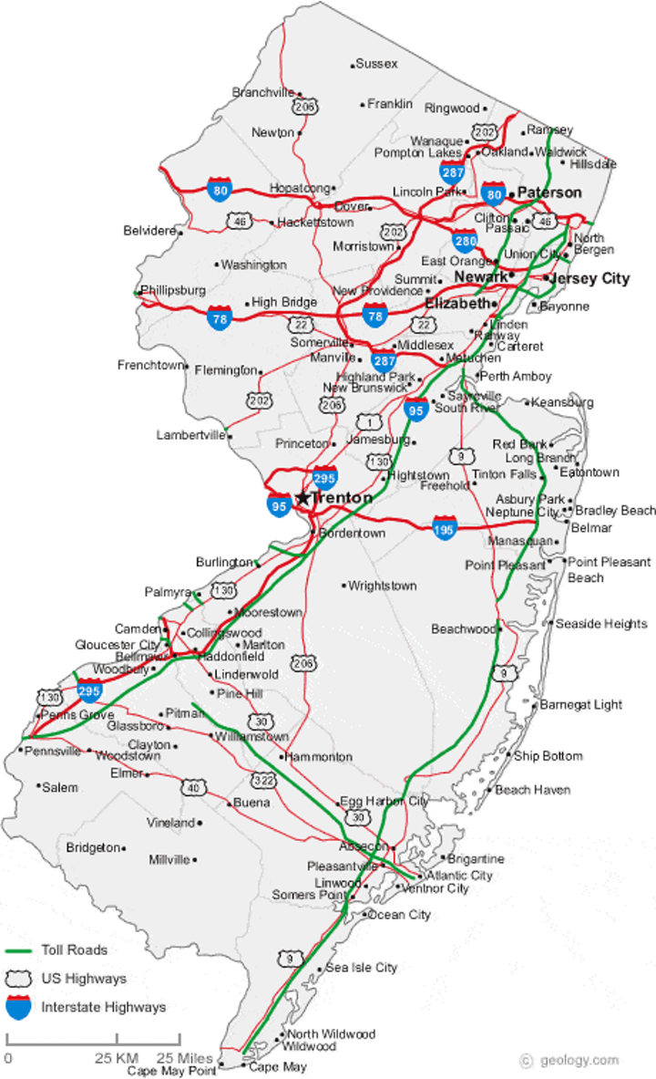 Content Dam Ww Online Articles 2017 07 Map Of New Jersey Cities