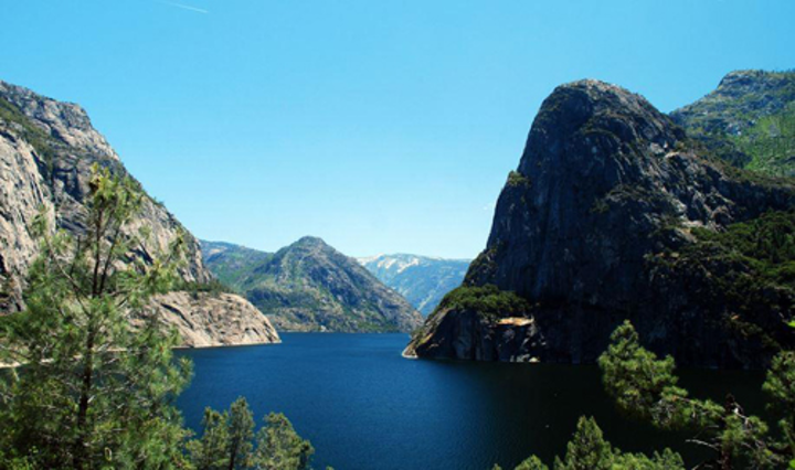 85% of SFPUC's water supply is sourced from the Hetch Hetchy Reservoir.