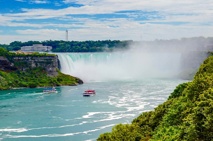 Niagara Falls. Photo: Wikimedia Commons.
