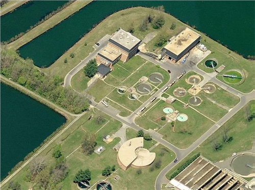 The Piscataway Water Resource Recovery Facility.
