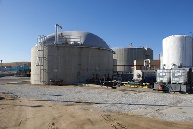 Energy Storage: A Step Toward Energy Neutrality | WaterWorld